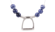 FRJS1 - Stirrup Necklace Sodalite