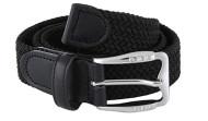 Braided Elastic Web Belt