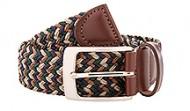 014132 227 Multi Braided Stretch Web Belt