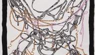 FR6161 Large Silk Scarves 35
