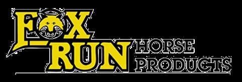 Fox Run Horse Products Logo